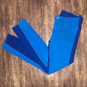 Kate Spade Saturday Trending 2 tone Jeans